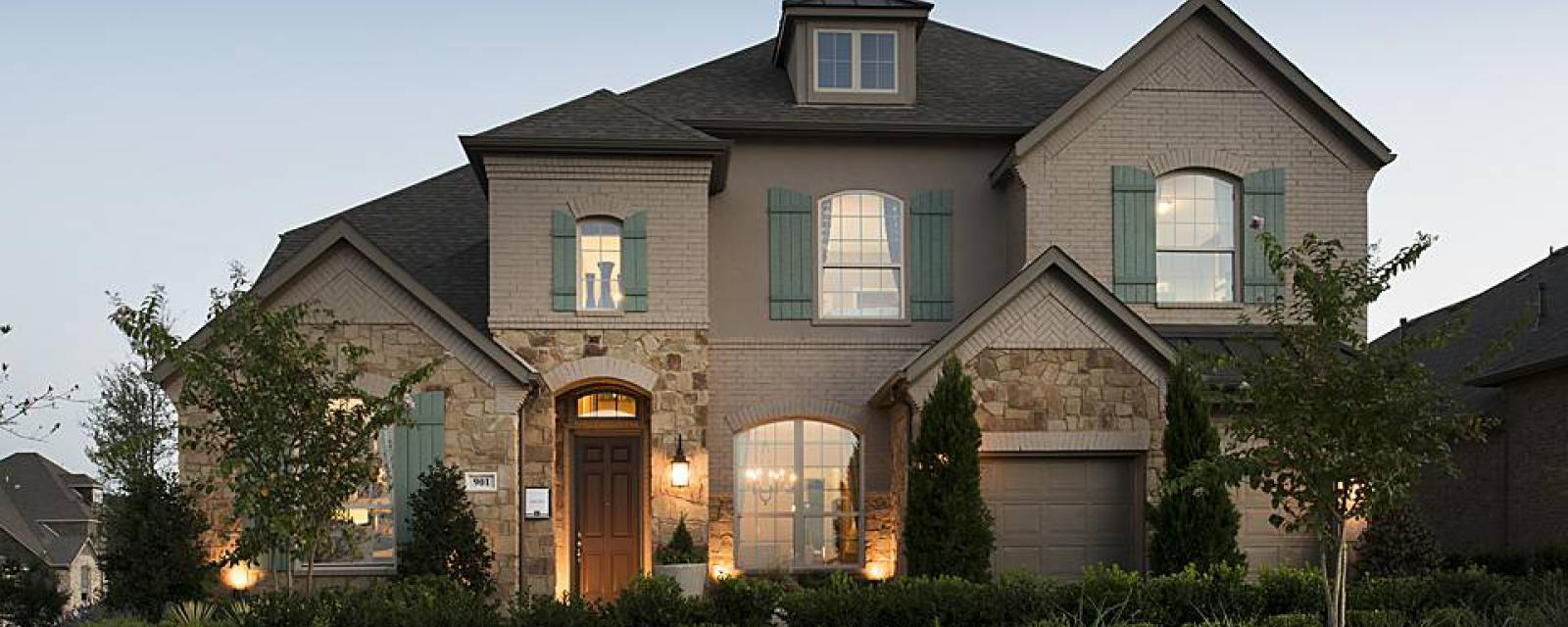 Single Family for Sale at Costello 7709 San Jacinto Trail McKinney, Texas 75071 United States