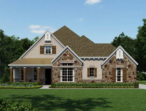 Single Family for Active at Waters Edge - Arcadia 410 Hogan's Drive Trophy Club, Texas 76262 United States