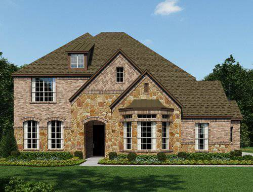 Single Family for Active at Waters Edge - Fairmont 410 Hogan's Drive Trophy Club, Texas 76262 United States