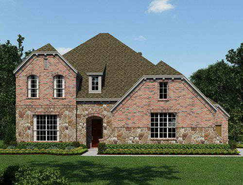 Single Family for Active at Waters Edge - Griffith 410 Hogan's Drive Trophy Club, Texas 76262 United States