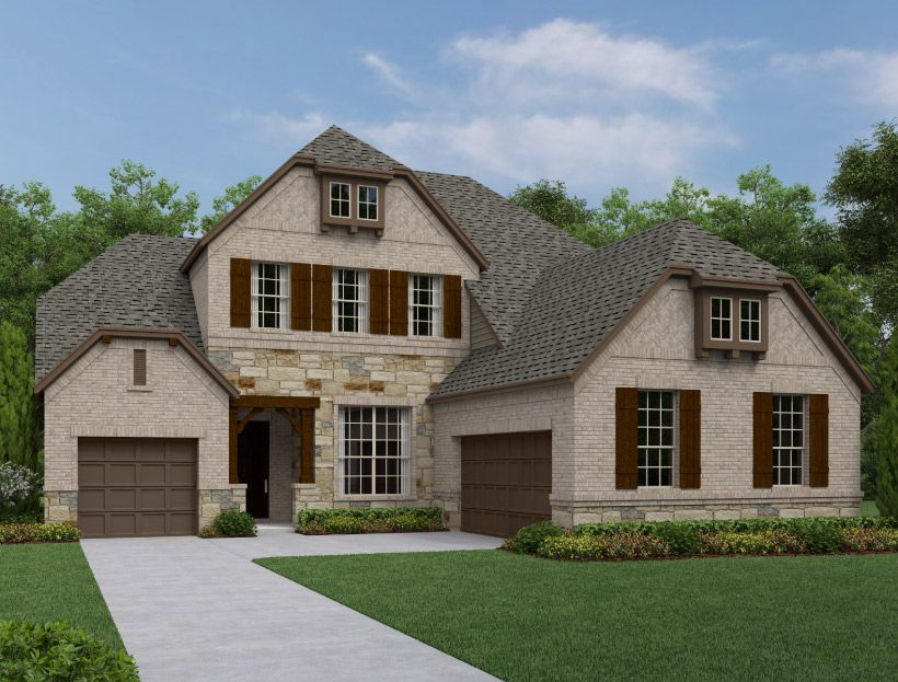 2860 clearwater prosper tx new home for sale 450 homegain