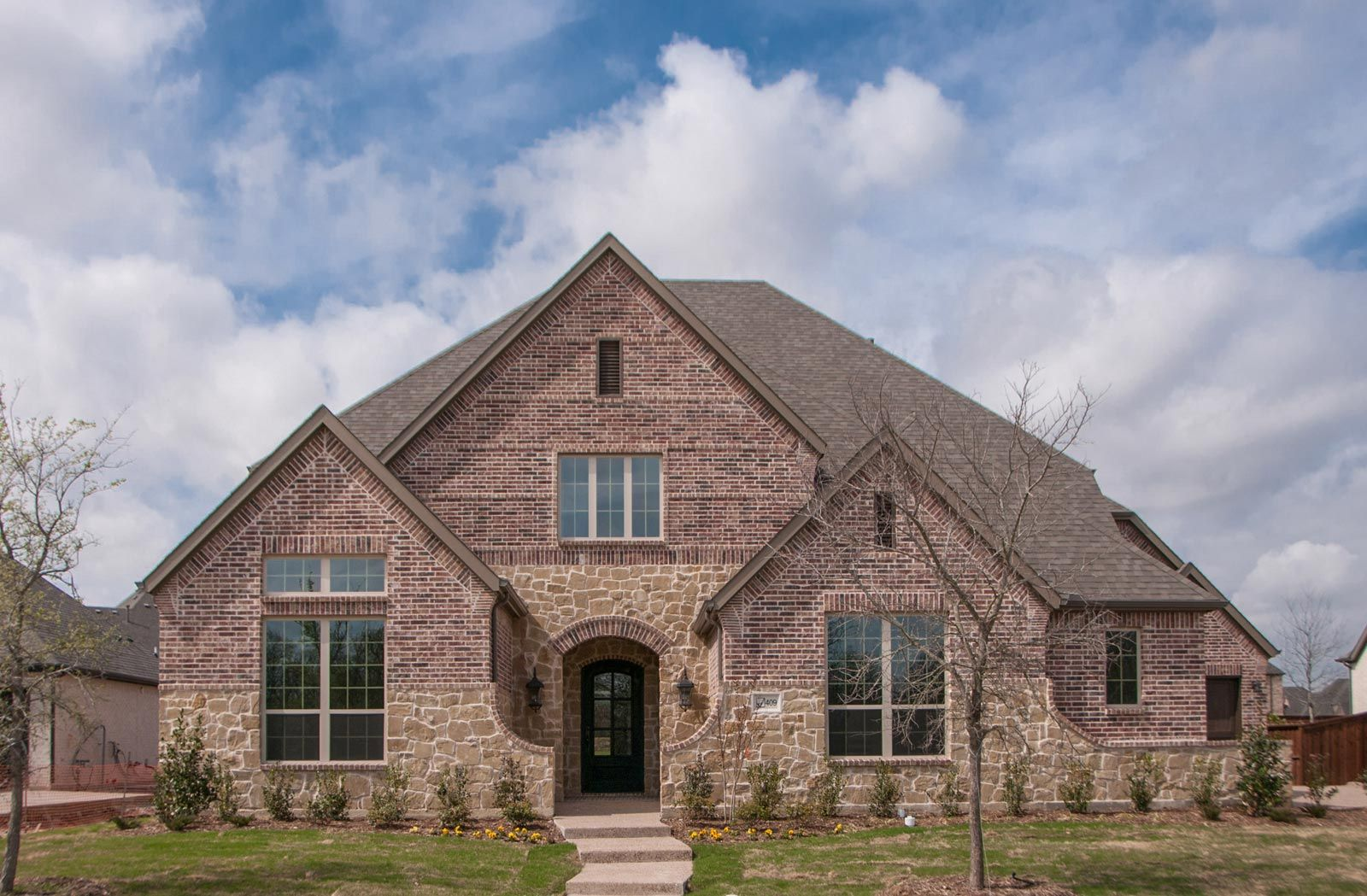 Model homes trophy club tx
