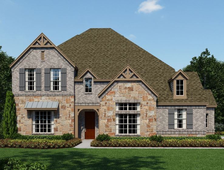 Real Estate at 407 Abbot, Trophy Club in Denton County, TX 76262