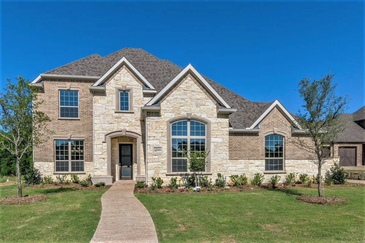 Single Family for Active at Waters Edge - Shenley 410 Hogan's Drive Trophy Club, Texas 76262 United States