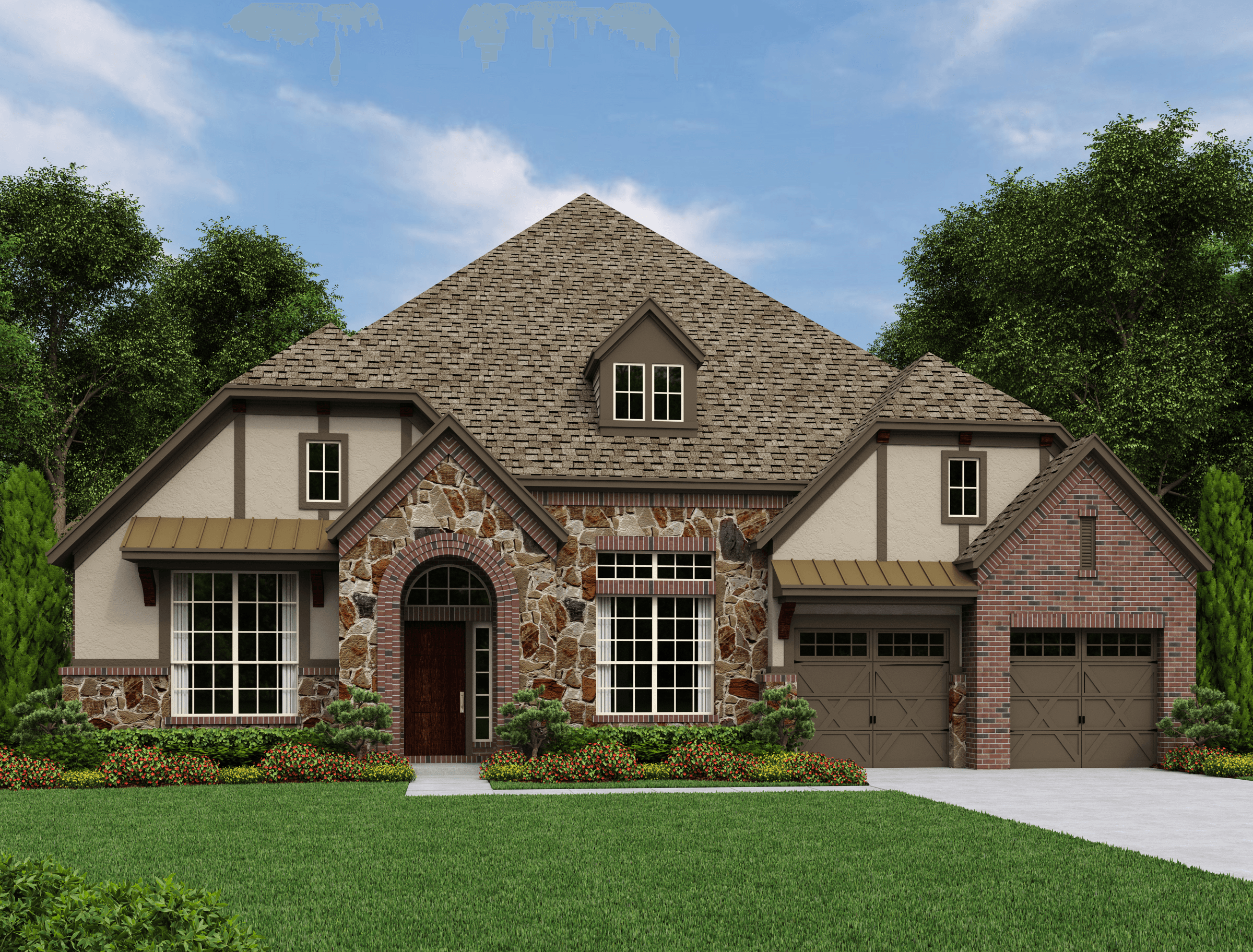 Ashton woods homes firethorne lorraine 1257928 katy tx for Firethorne builders