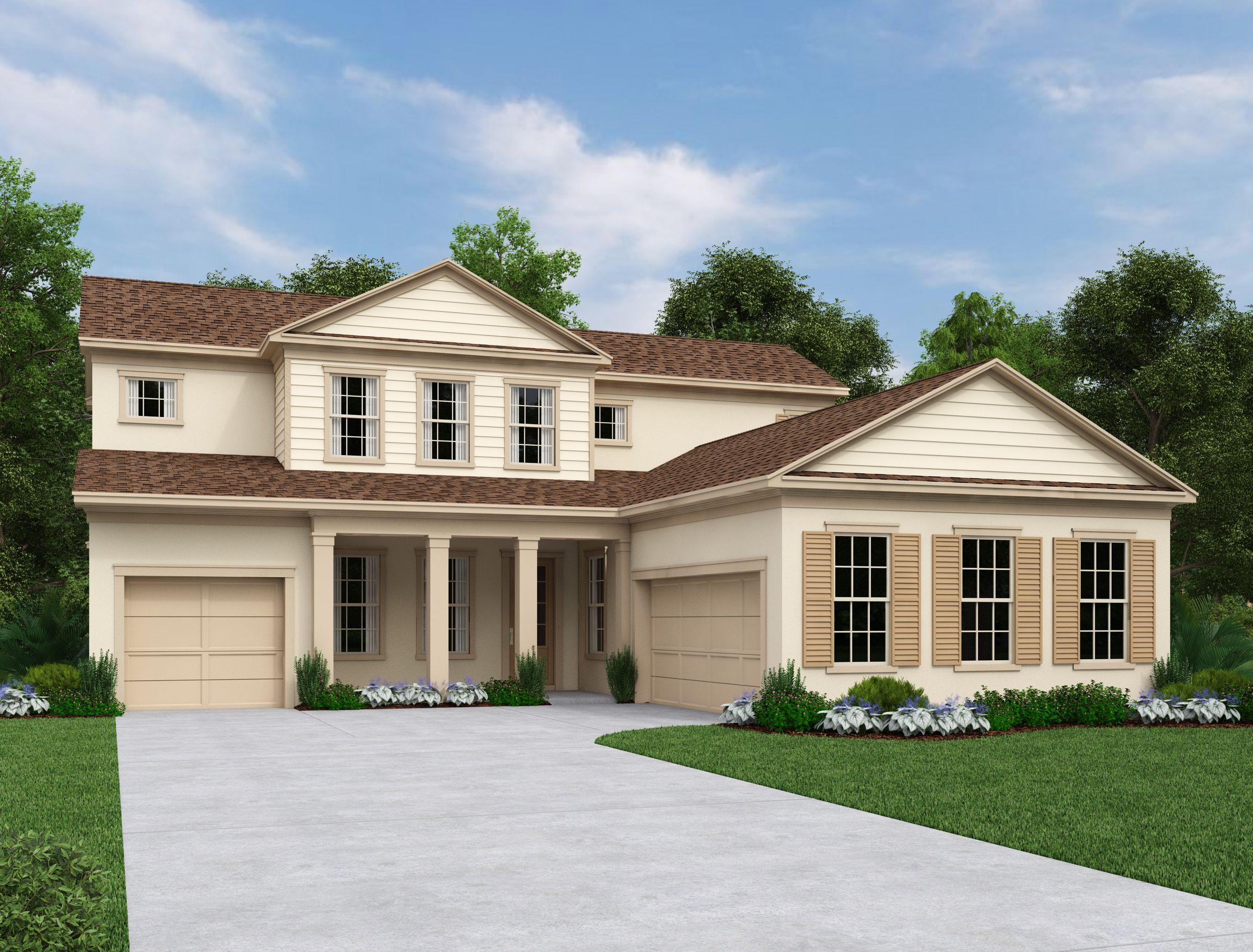 Ashton Woods Homes Hamlin Reserve Amelia Ii 1250887 Winter Garden Fl New Home For Sale