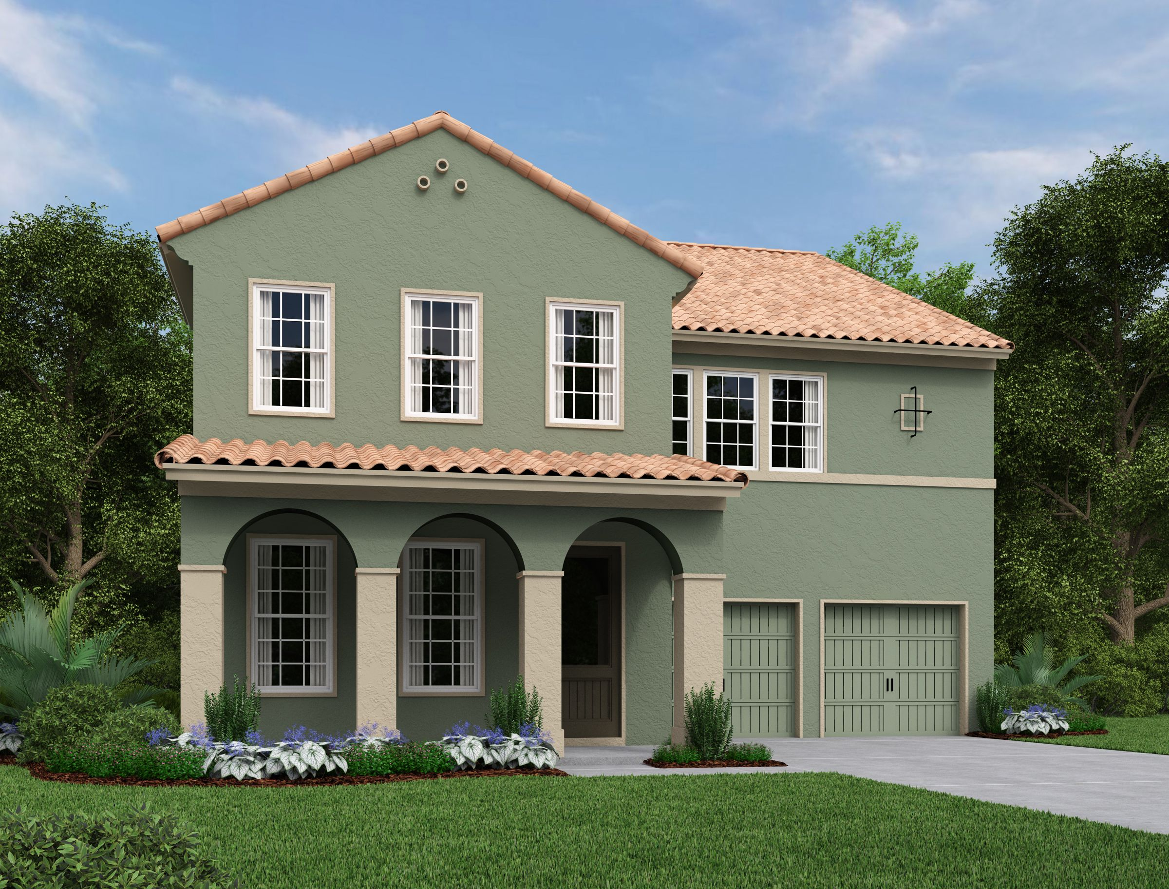 Single Family for Sale at Estates At Sweetwater Country Club Traditional - Carlisle Apopka, Florida 32712 United States