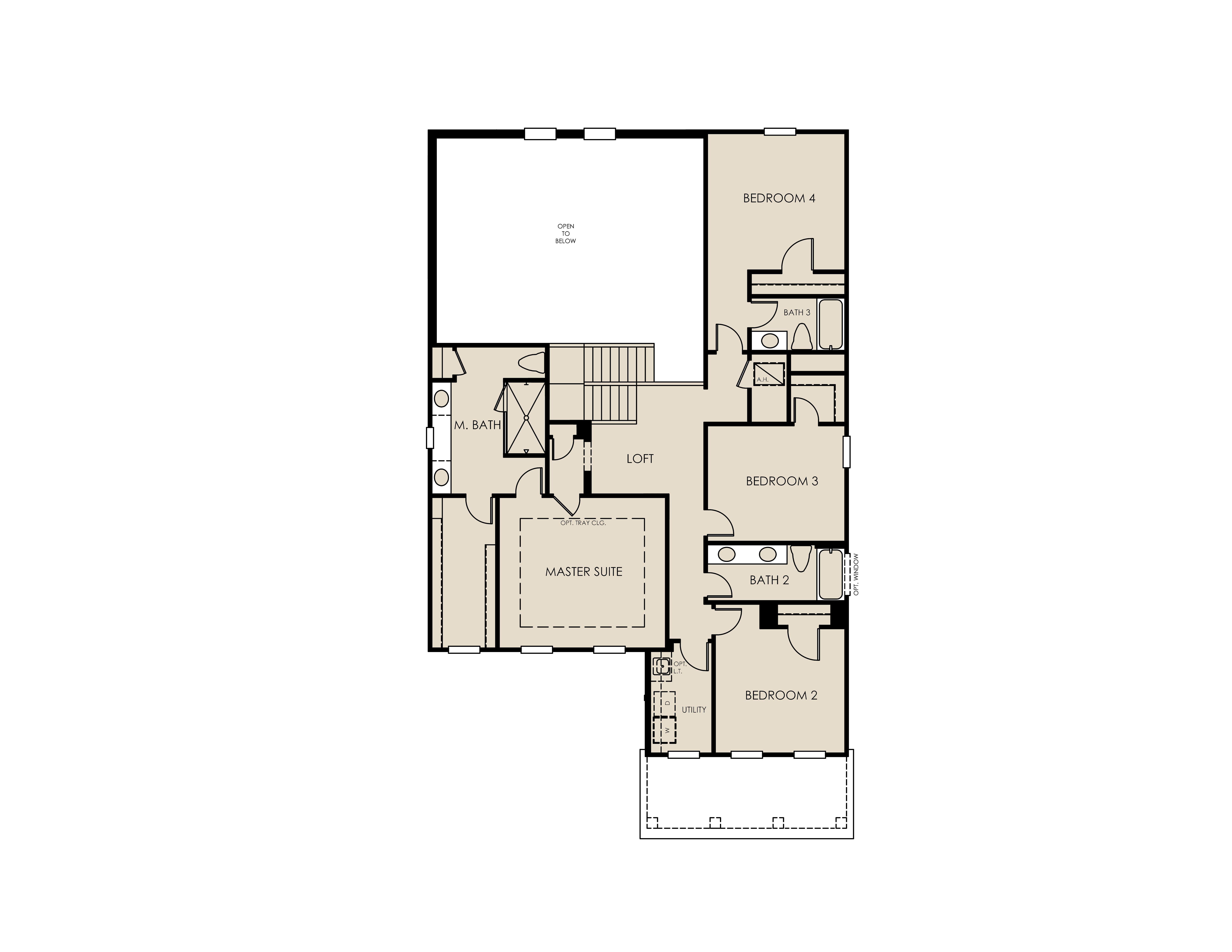 Ashton Woods Homes, Latham Park, Griffin-1400976, Winter Garden ...