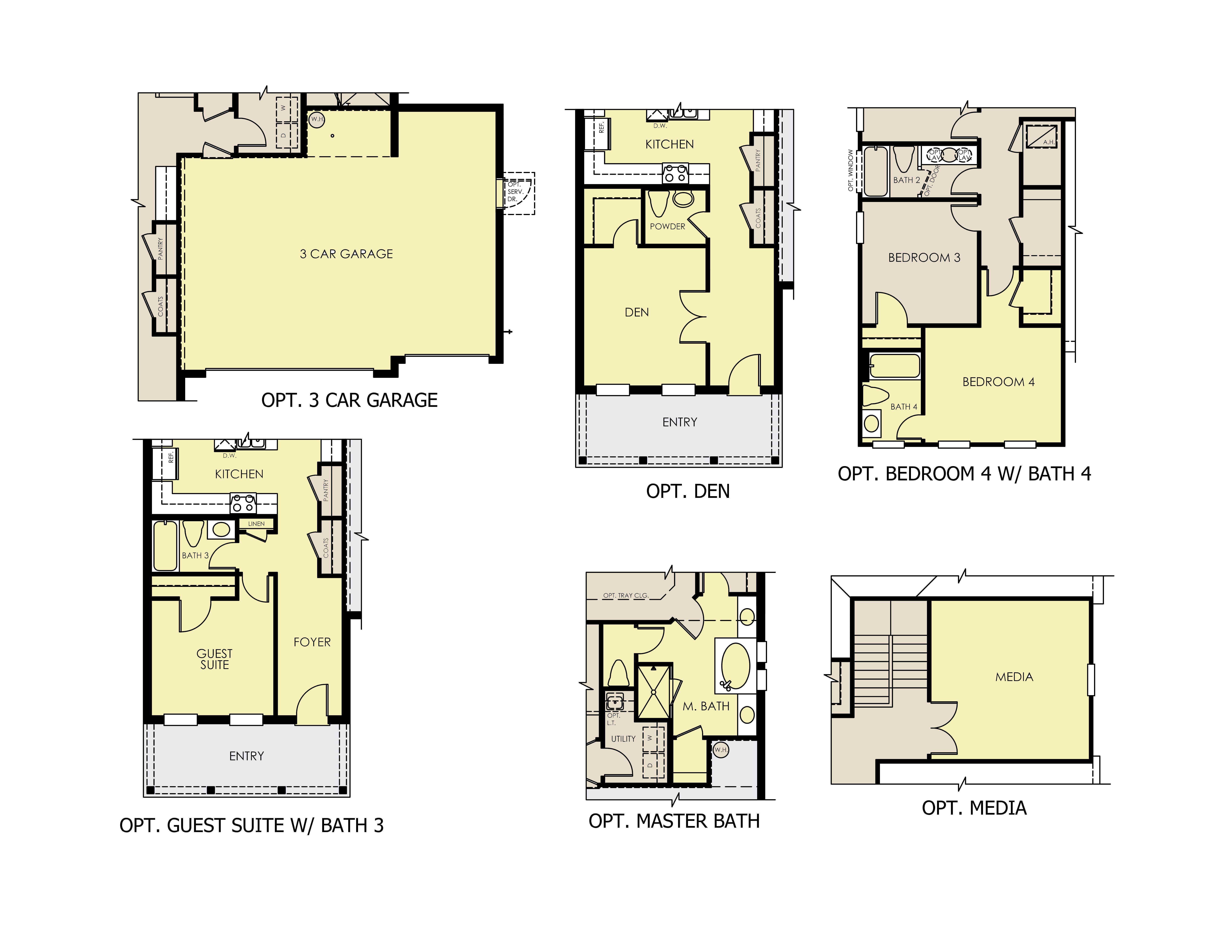 Ashton Woods Homes, Latham Park, Tuttle-1400977, Winter Garden, FL ...