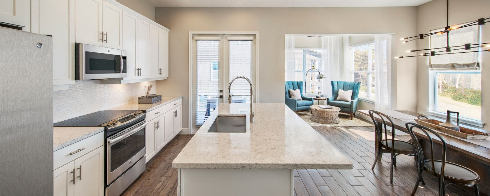 Laureate Park Townhomes by Ashton Woods Homes - DiamondHomesRealty