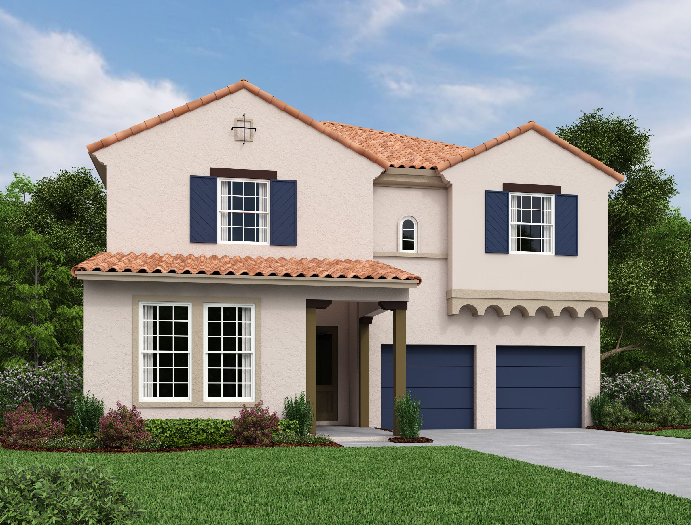 Single Family for Active at Estates At Sweetwater Country Club Traditional - St. Lawrence 2633 Roveri Avenue Apopka, Florida 32712 United States