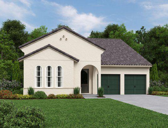 Single Family for Sale at Ashbury Ii 2608 Roveri Avenue Apopka, Florida 32712 United States