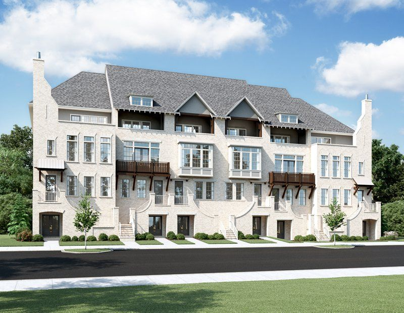 Multi Family for Sale at Aria - Libretto / Sonata 740 Abernathy Road Ne Sandy Springs, Georgia 30328 United States