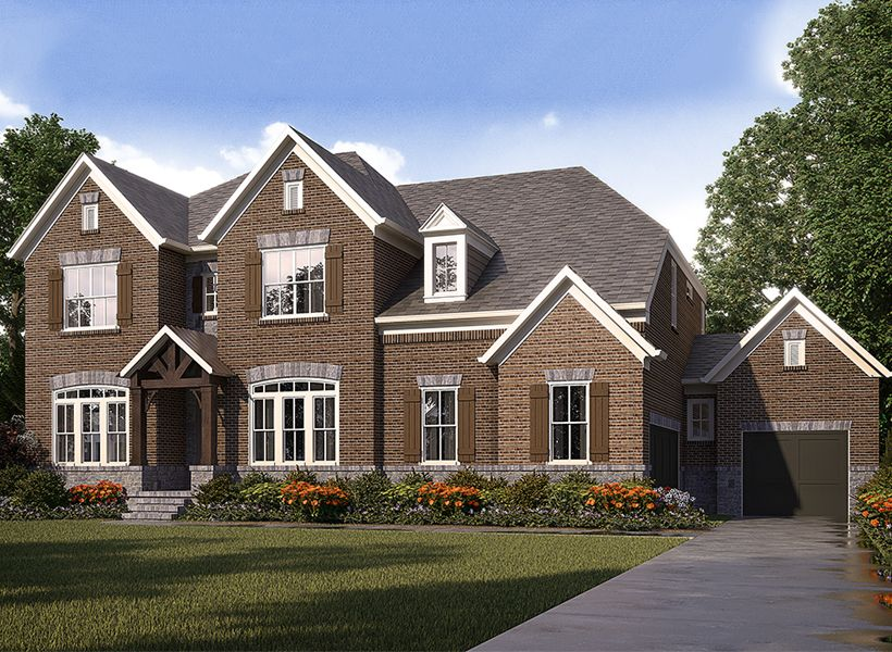 Один семья для того Продажа на Kendrick 7420 Kemper Drive Johns Creek, Georgia 30097 United States