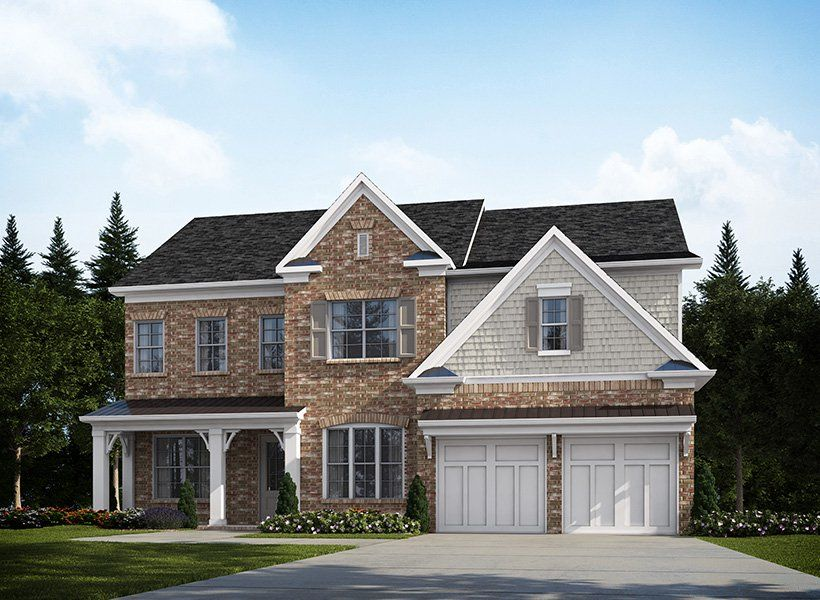 Famille unique pour l Vente à Preston - Eastgate 800 Adler Court Alpharetta, Georgia 30005 United States