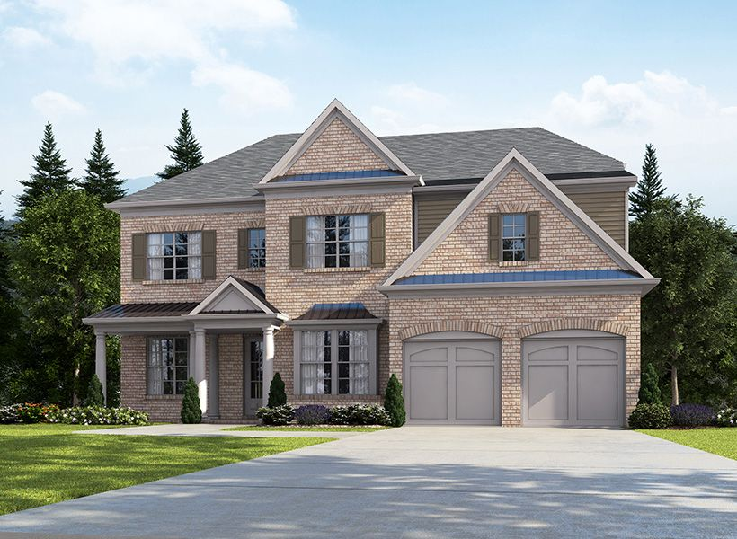 Additional photo for property listing at Preston - Paddocks 3835 Kennent Square Suwanee, Georgia 30024 United States