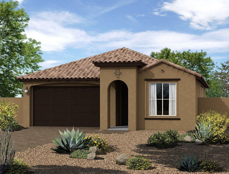 Ashton Woods Homes Marley Park Cottonwood 1252406