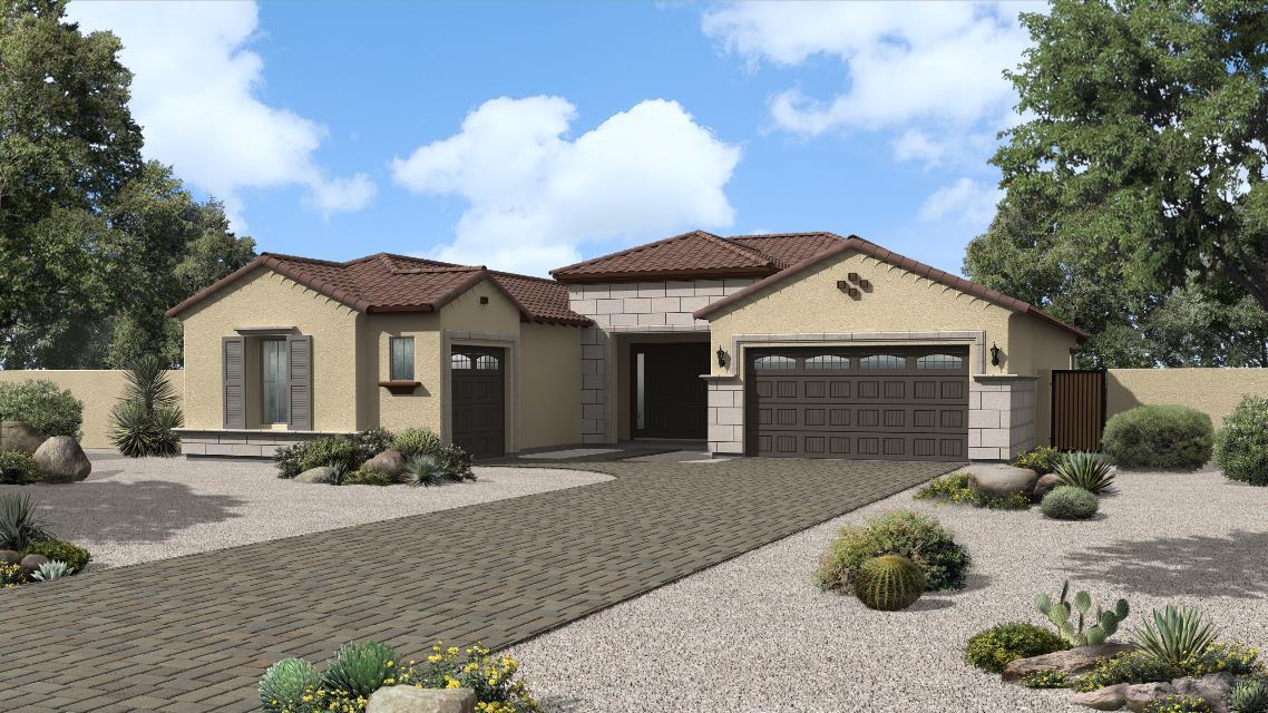 Single Family for Sale at Estates At Ridgeview - Whitney Deer Valley Road And 32nd Street Phoenix, Arizona 85050 United States