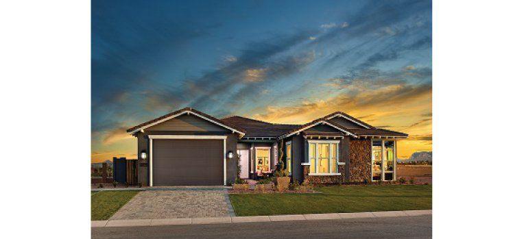 Single Family for Sale at Daisy 2675 E. Kesler Lane Gilbert, Arizona 85295 United States