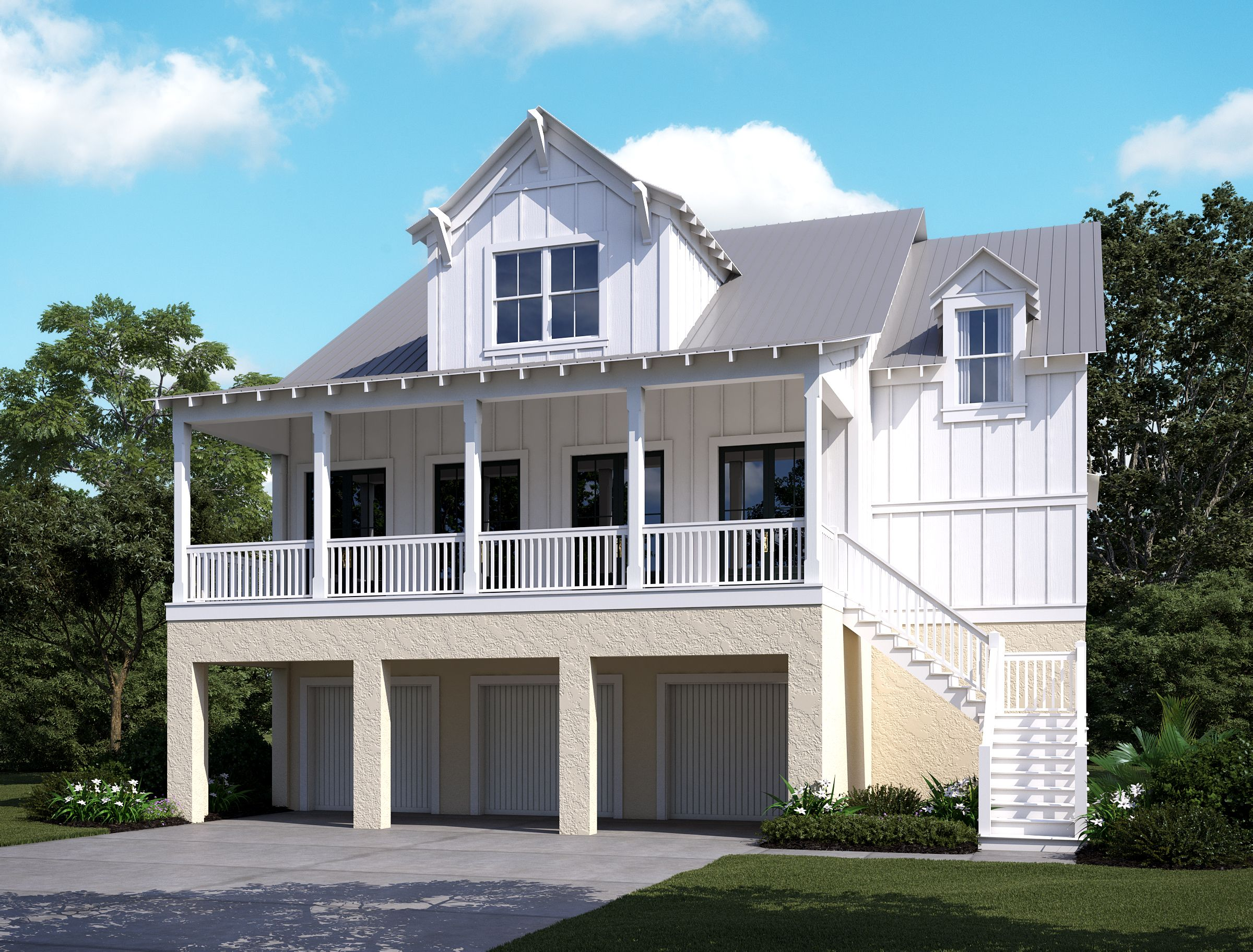 Single Family for Sale at Stratton By The Sound - Palm 1400 Stratton Place Mount Pleasant, South Carolina 29466 United States