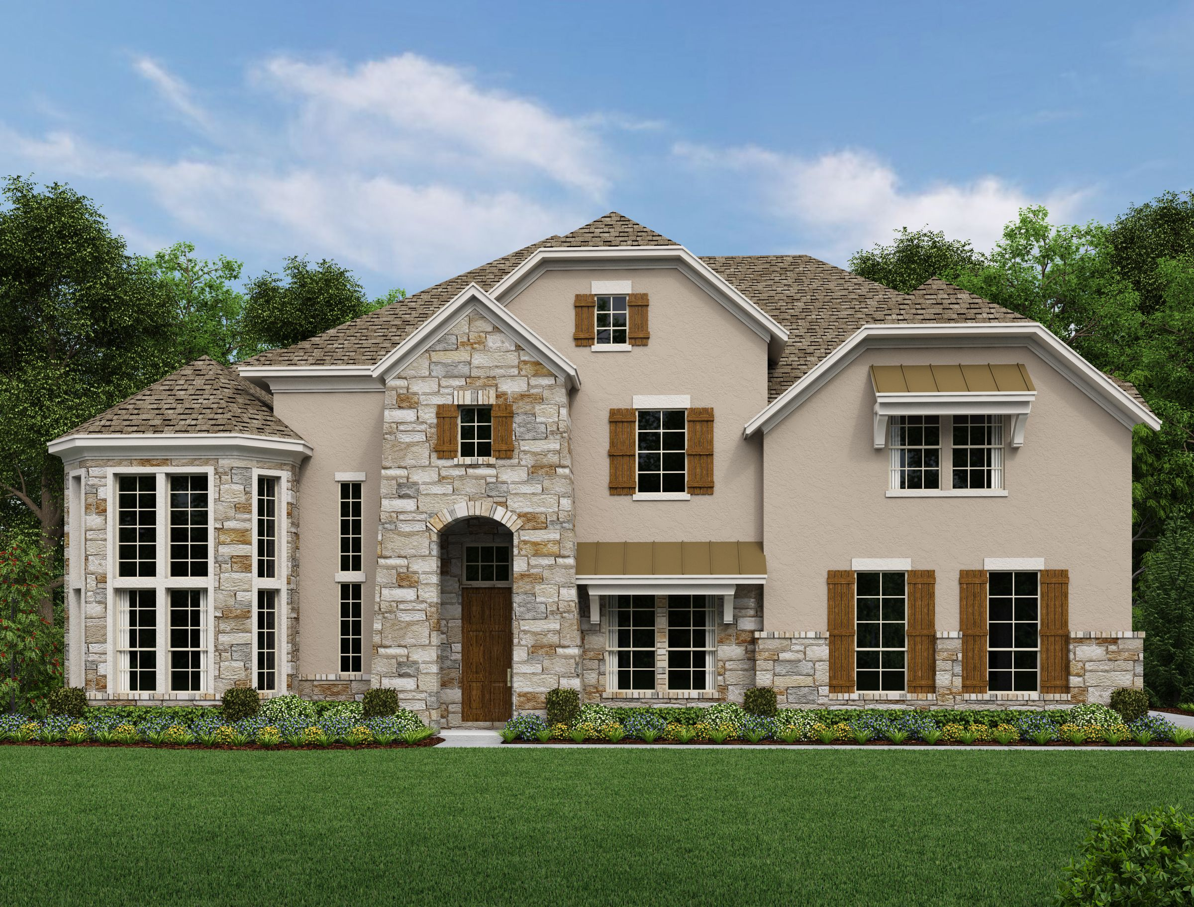Single Family for Sale at Lakes Edge - Bellagio 2500 Ashley Worth Blvd Bee Cave, Texas 78738 United States