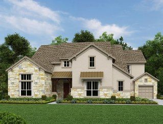 Single Family for Sale at Lakes Edge - Prague 2500 Ashley Worth Blvd Bee Cave, Texas 78738 United States