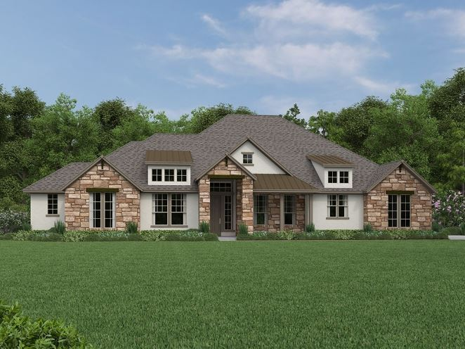 Single Family for Sale at Camden 311 Lodestone Lakeway, Texas 78738 United States
