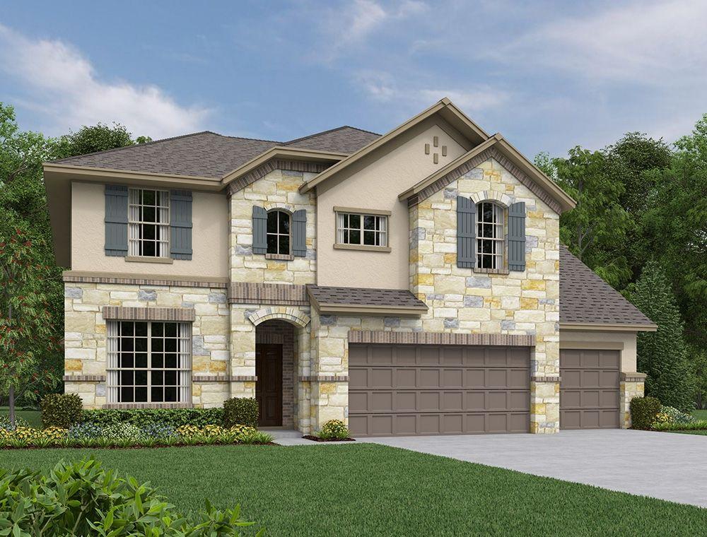 Single Family for Sale at Summit At Lake Travis - Seguin 3817 Lakehurst Rd Spicewood, Texas 78669 United States