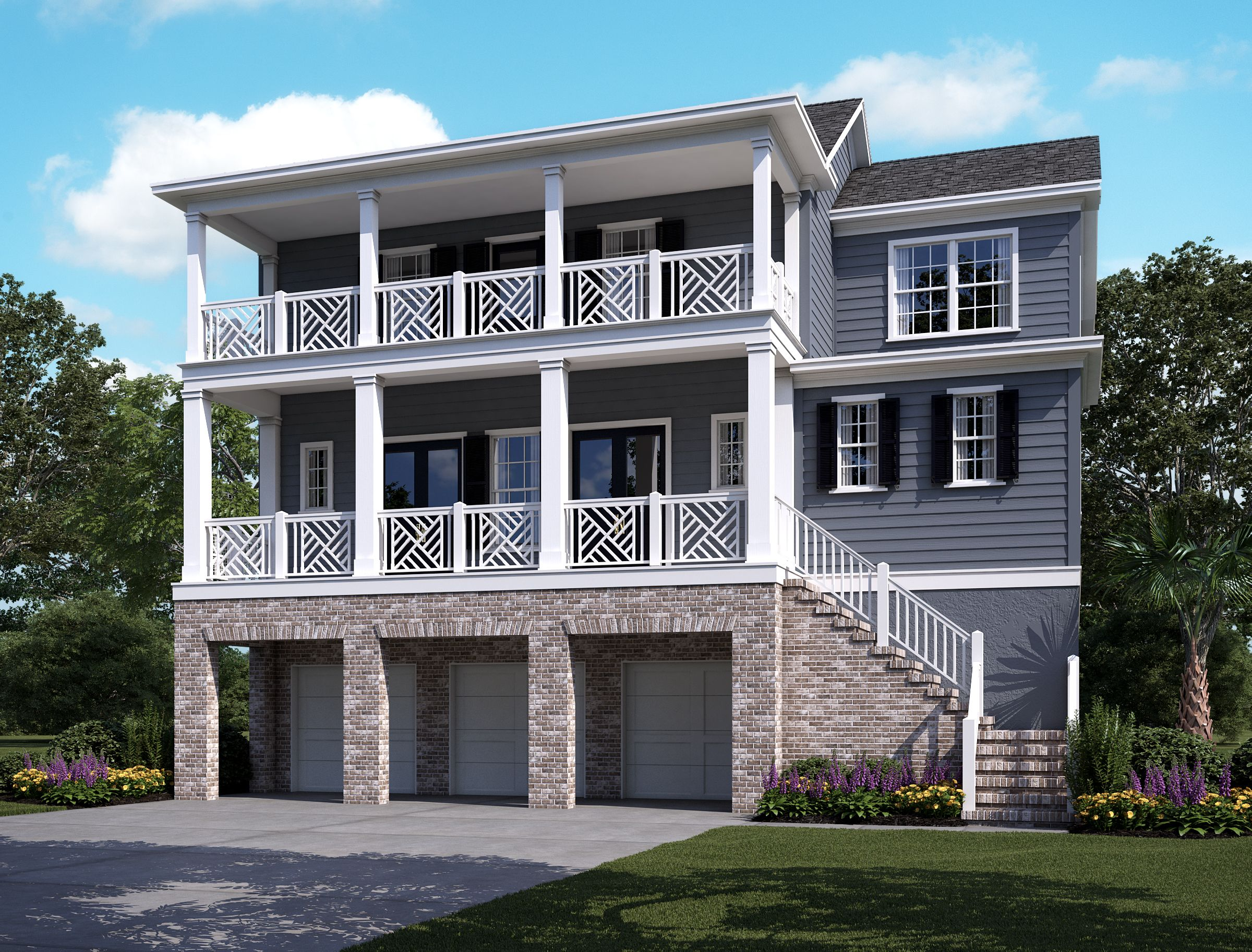 Single Family for Sale at Stratton By The Sound - Copahee 1400 Stratton Place Mount Pleasant, South Carolina 29466 United States