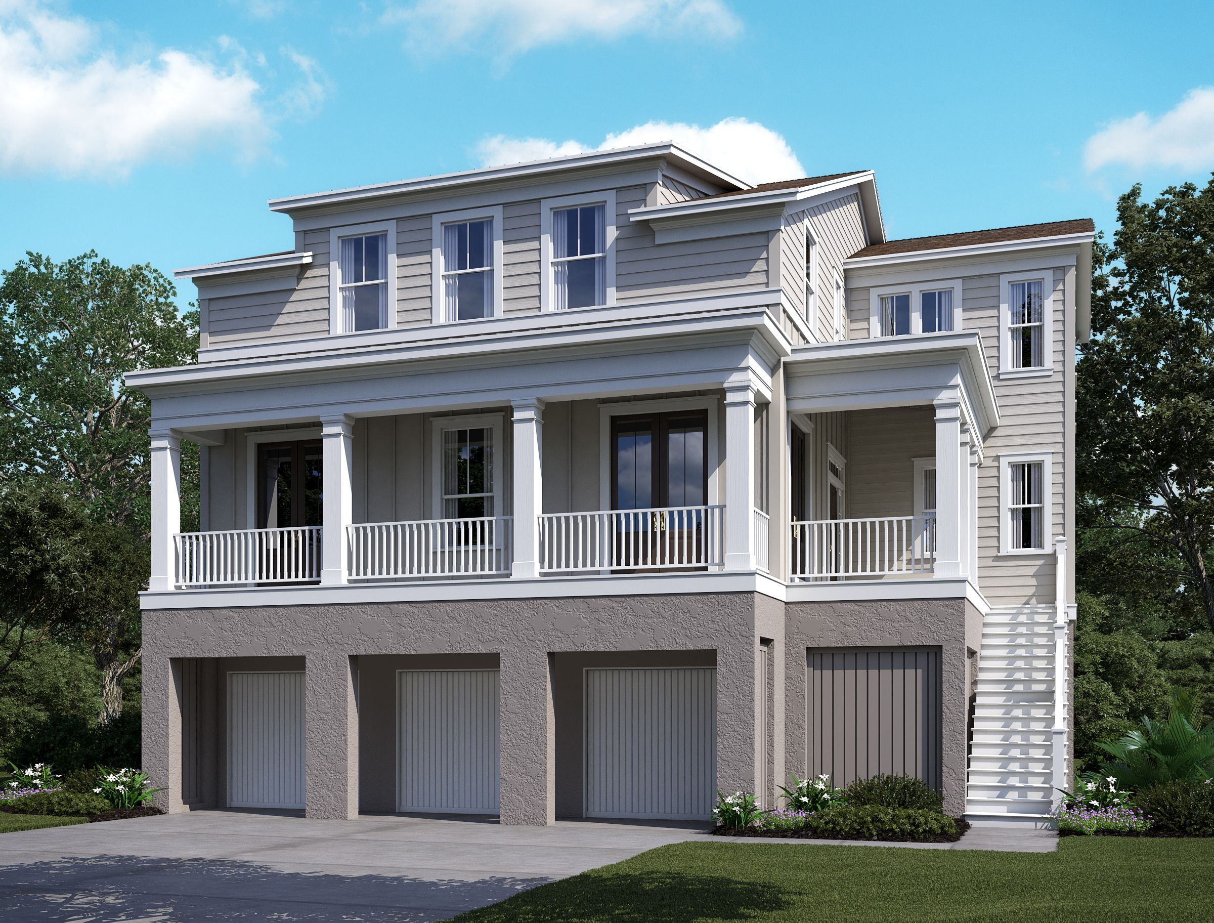 Single Family for Sale at Stratton By The Sound - Palmetto 1400 Stratton Place Mount Pleasant, South Carolina 29466 United States