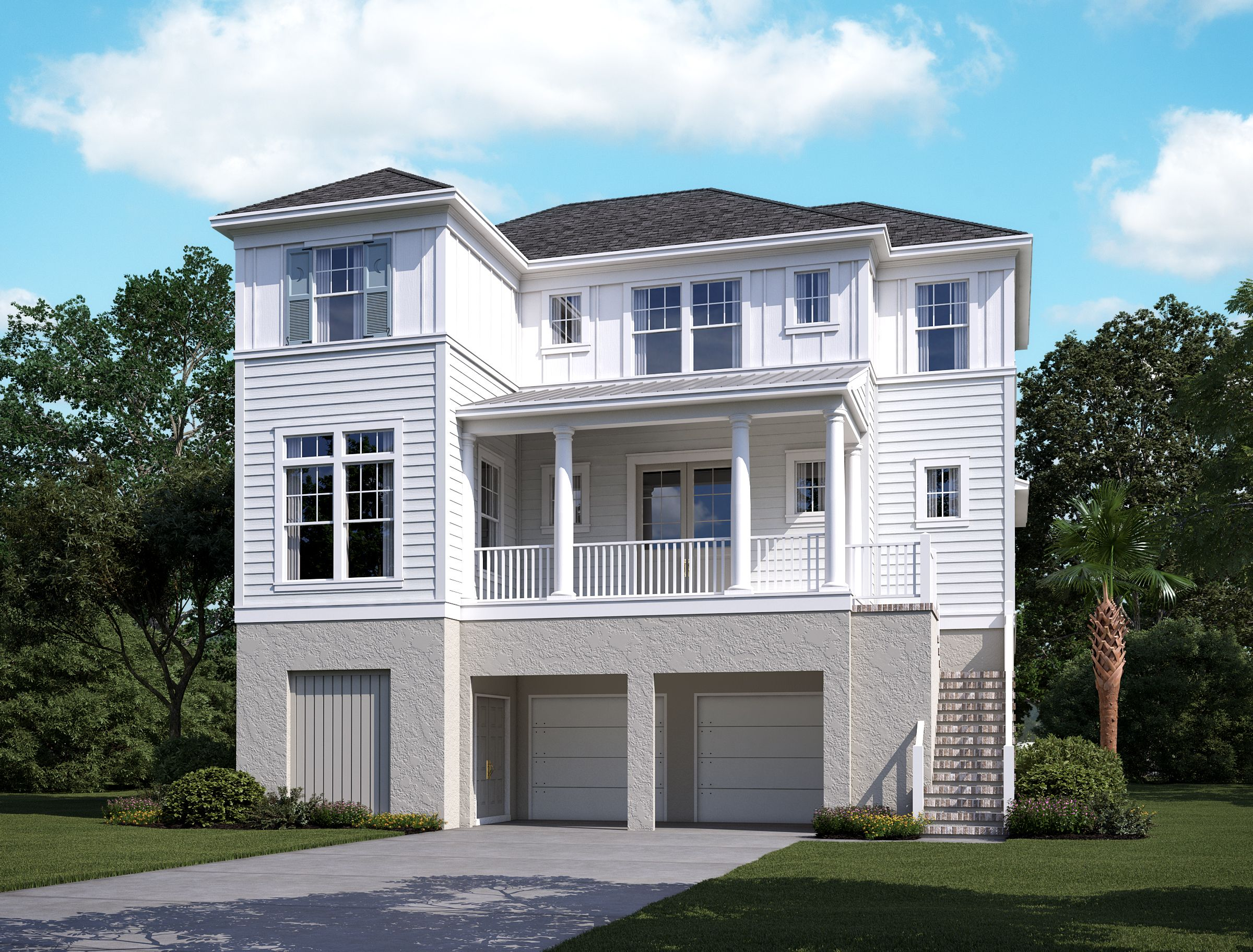 Single Family for Sale at Stratton By The Sound - Shem 1439 Stratton Place Mount Pleasant, South Carolina 29466 United States