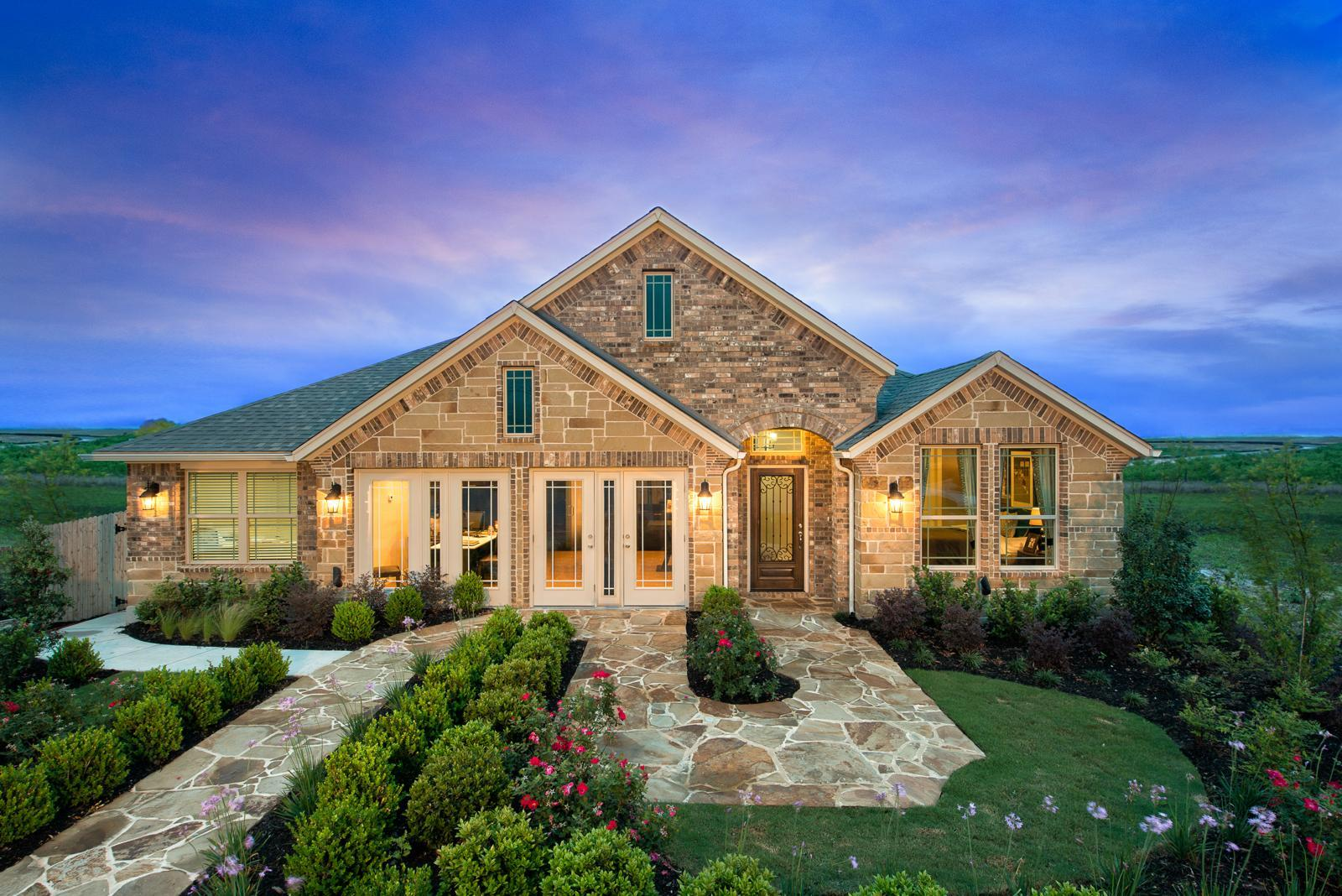 Single Family for Sale at The Preserve At Singing Hills - Comal 558 Singing Creek Spring Branch, Texas 78070 United States