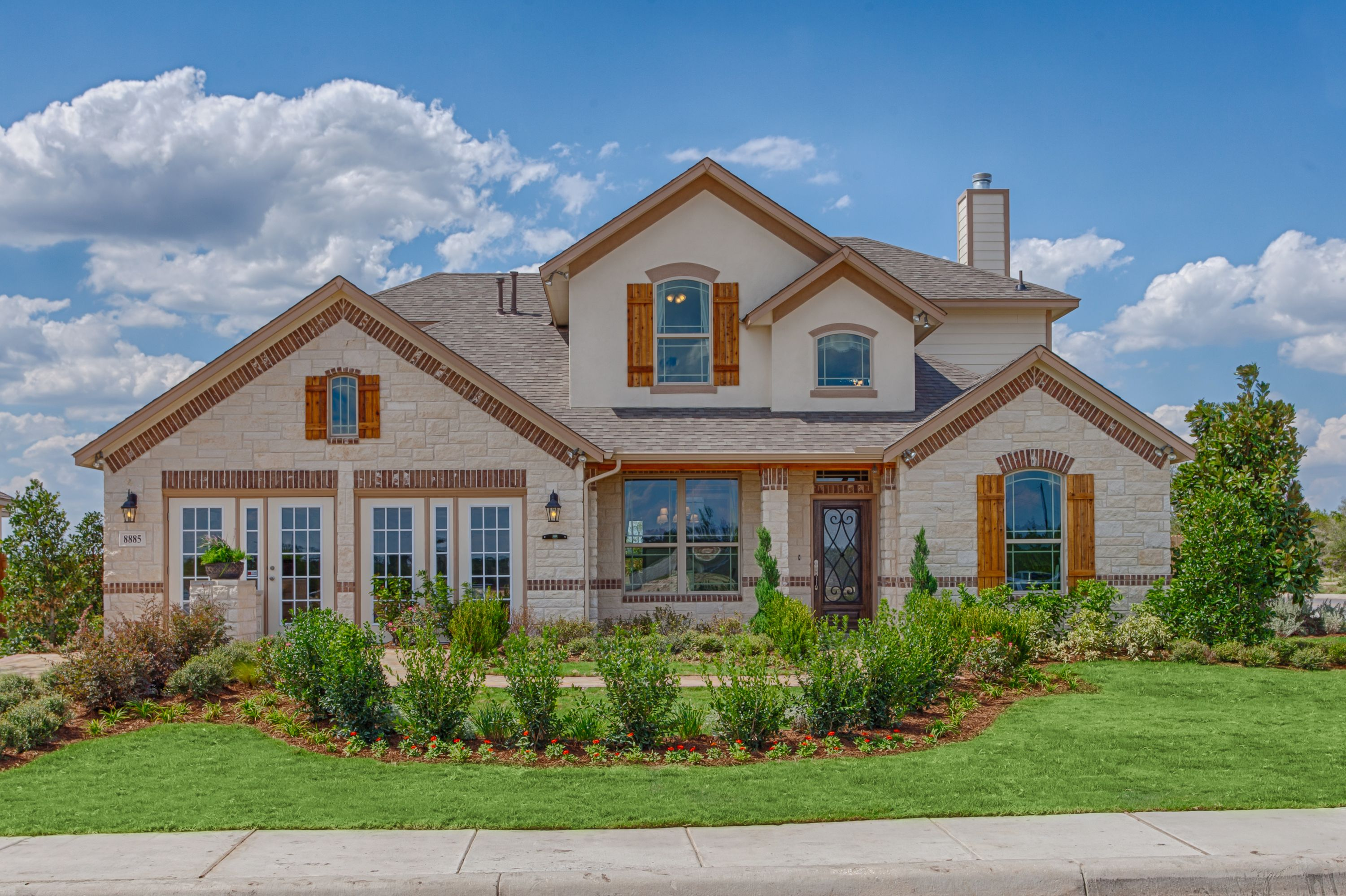 Single Family for Sale at The Preserve At Singing Hills - Nueces 558 Singing Creek Spring Branch, Texas 78070 United States