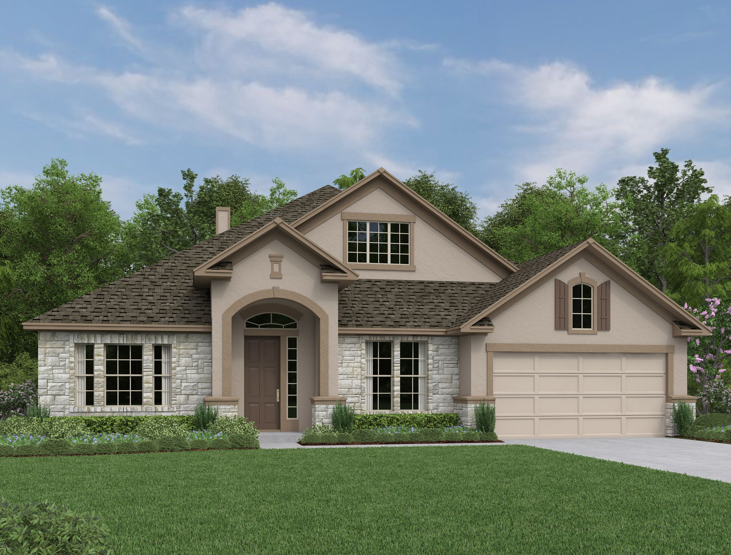 View large photos of Ashton Woods Homes, Kinder Ranch, Milam-1265643, San  Antonio, TX - New Home for Sale - HomeGain