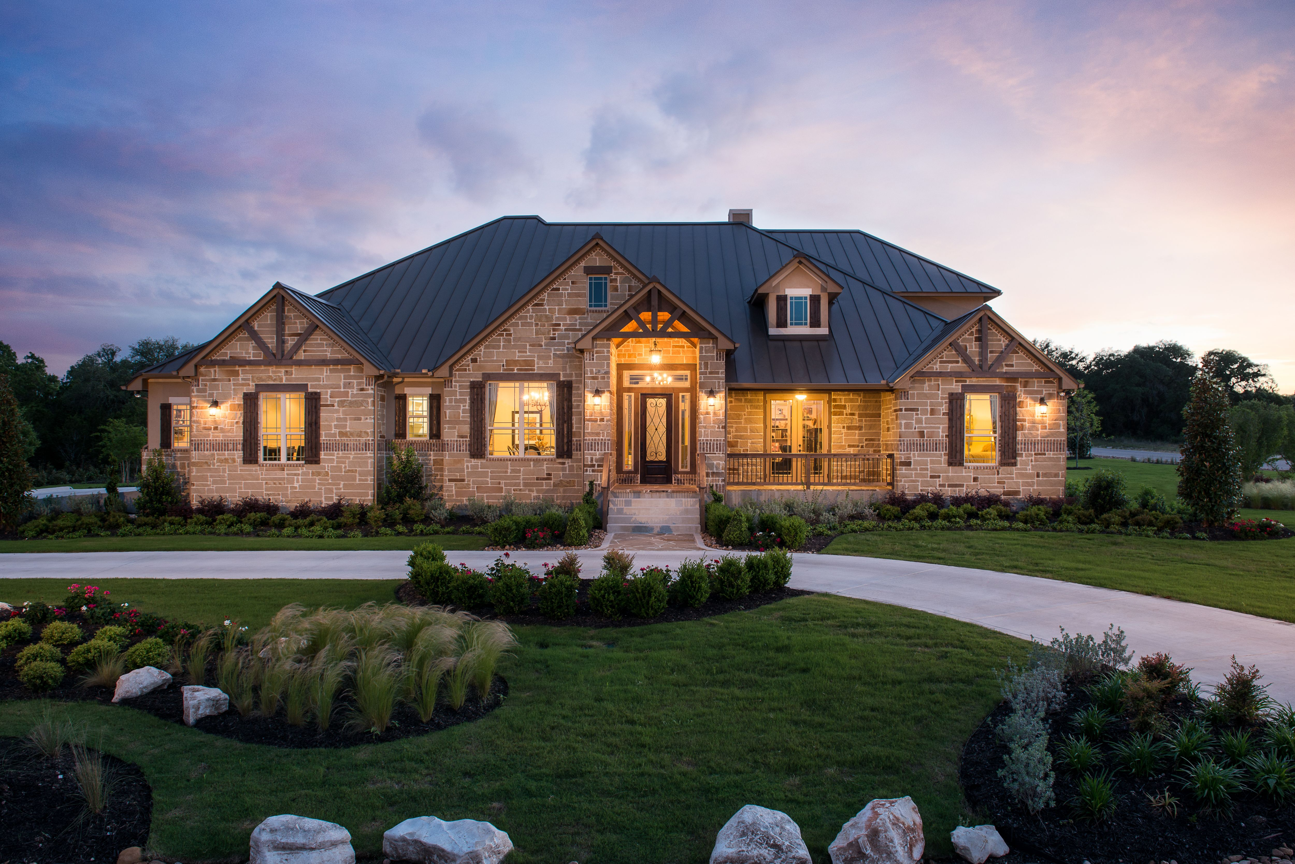 Single Family for Sale at Cobe 5665 Copper Valley New Braunfels, Texas 78132 United States