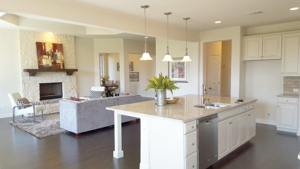 Ashton Woods Homes, The Estates at Mesa Oaks, San Saba-1332202 ...