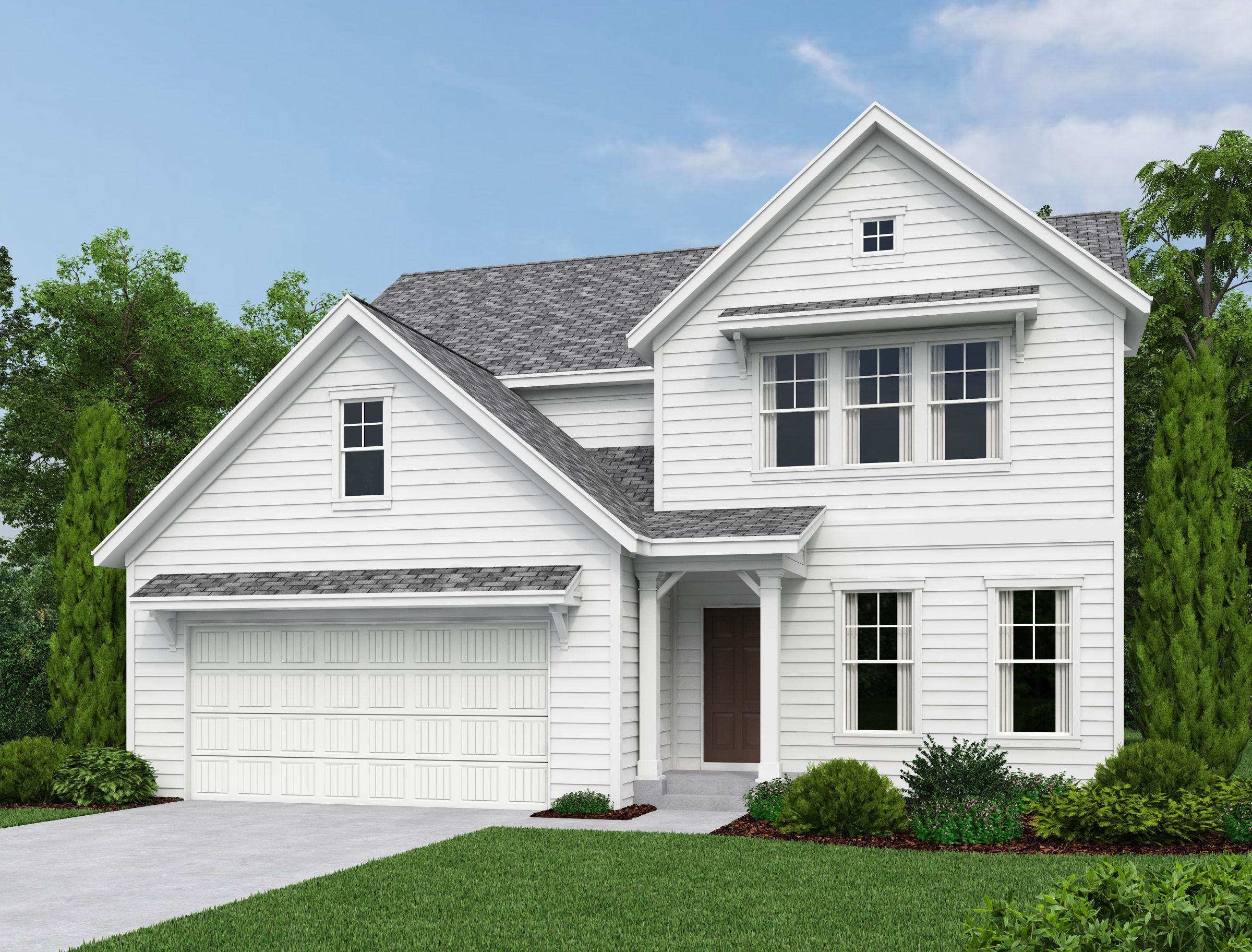 Ashton Woods Homes, The Pointe at Rhodes Crossing, Lincoln-1444497 ...