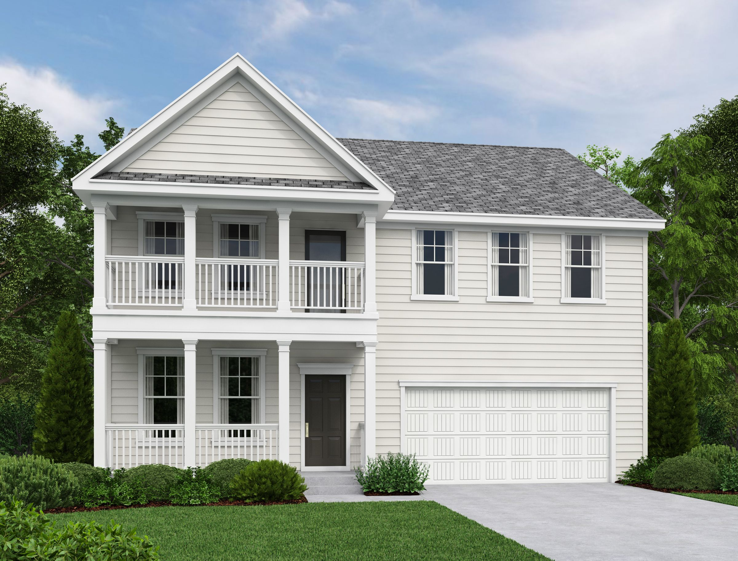 Ashton Woods Homes, The Pointe at Rhodes Crossing, Roosevelt ...