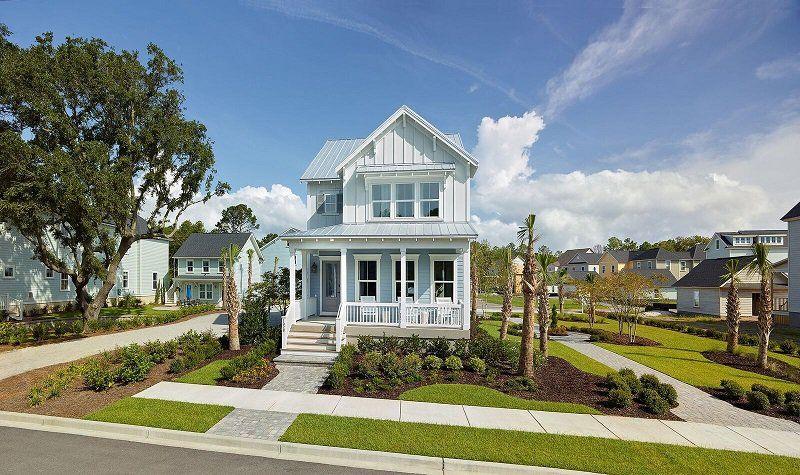 Single Family for Sale at Summerside 1028 Hills Plantation Drive, Homesite 11 James Island, South Carolina 29412 United States