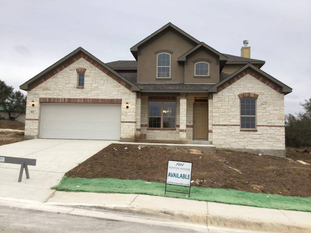 Single Family for Sale at Nueces 462 Scenic Lullaby Spring Branch, Texas 78070 United States