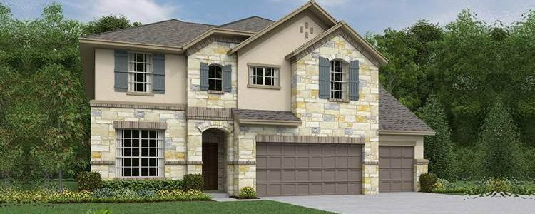 Single Family for Sale at Lakes Edge - Seguin 2500 Ashley Worth Blvd Bee Cave, Texas 78738 United States