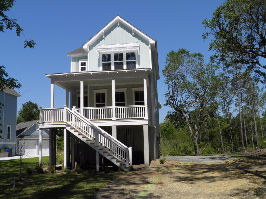 Single Family for Sale at Summerside 1340 Seaside Plantation Drive, Homesite 126 James Island, South Carolina 29412 United States