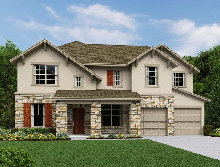 Single Family for Sale at Lakes Edge - William 2500 Ashley Worth Blvd Bee Cave, Texas 78738 United States
