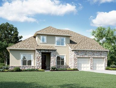Single Family for Sale at Lakes Edge - Thornberry I 2500 Ashley Worth Blvd Bee Cave, Texas 78738 United States