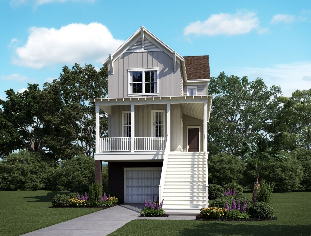 Single Family for Sale at Killdeer B 2238 Brown Pelican Lane, Homesite 2 James Island, South Carolina 29412 United States