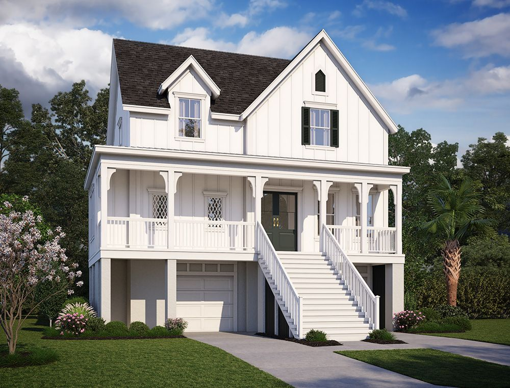 Single Family for Active at Stratton By The Sound - Horlbeck 1439 Stratton Place Mount Pleasant, South Carolina 29466 United States