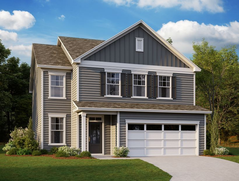 Single Family for Active at Hanover 305 Channel Cove Drive, Homesite 115 Holly Springs, North Carolina 27540 United States