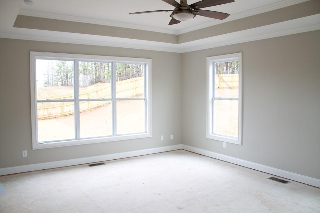 Single Family for Active at The Leigh Carriage I 63 Nuttail Lane Powder Springs, Georgia 30127 United States