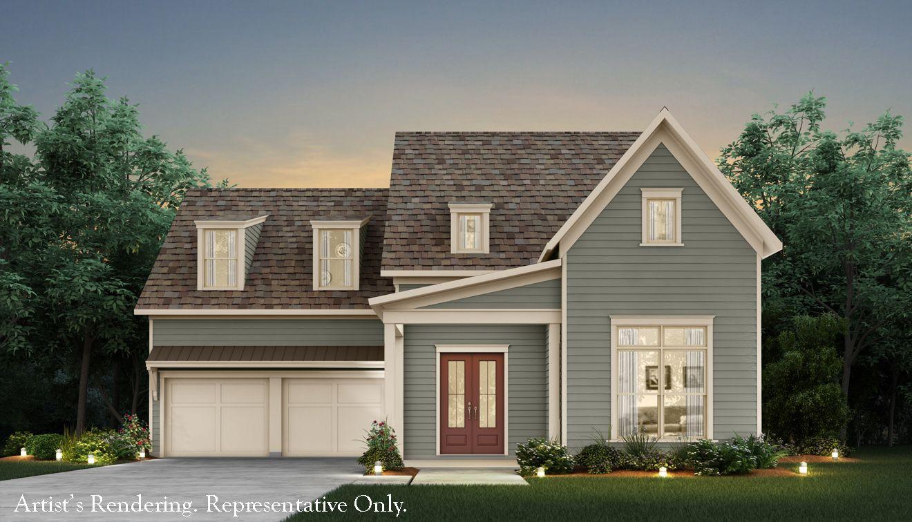 John Wieland New Homes In Peachtree City Ga
