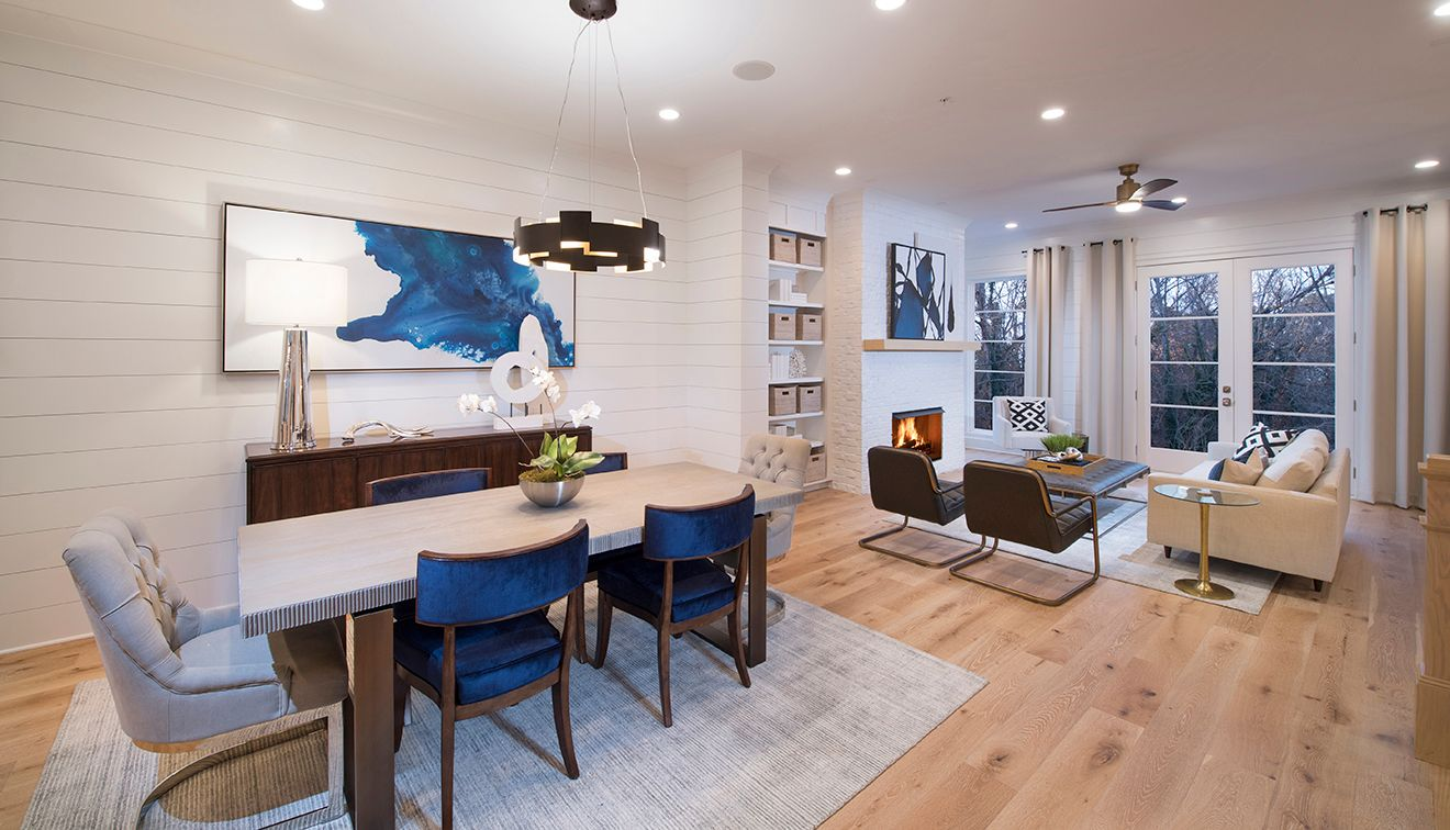 Additional photo for property listing at 120 West Wieuca - The Brookhaven 4518 Collins Avenue Atlanta, Georgia 30342 United States